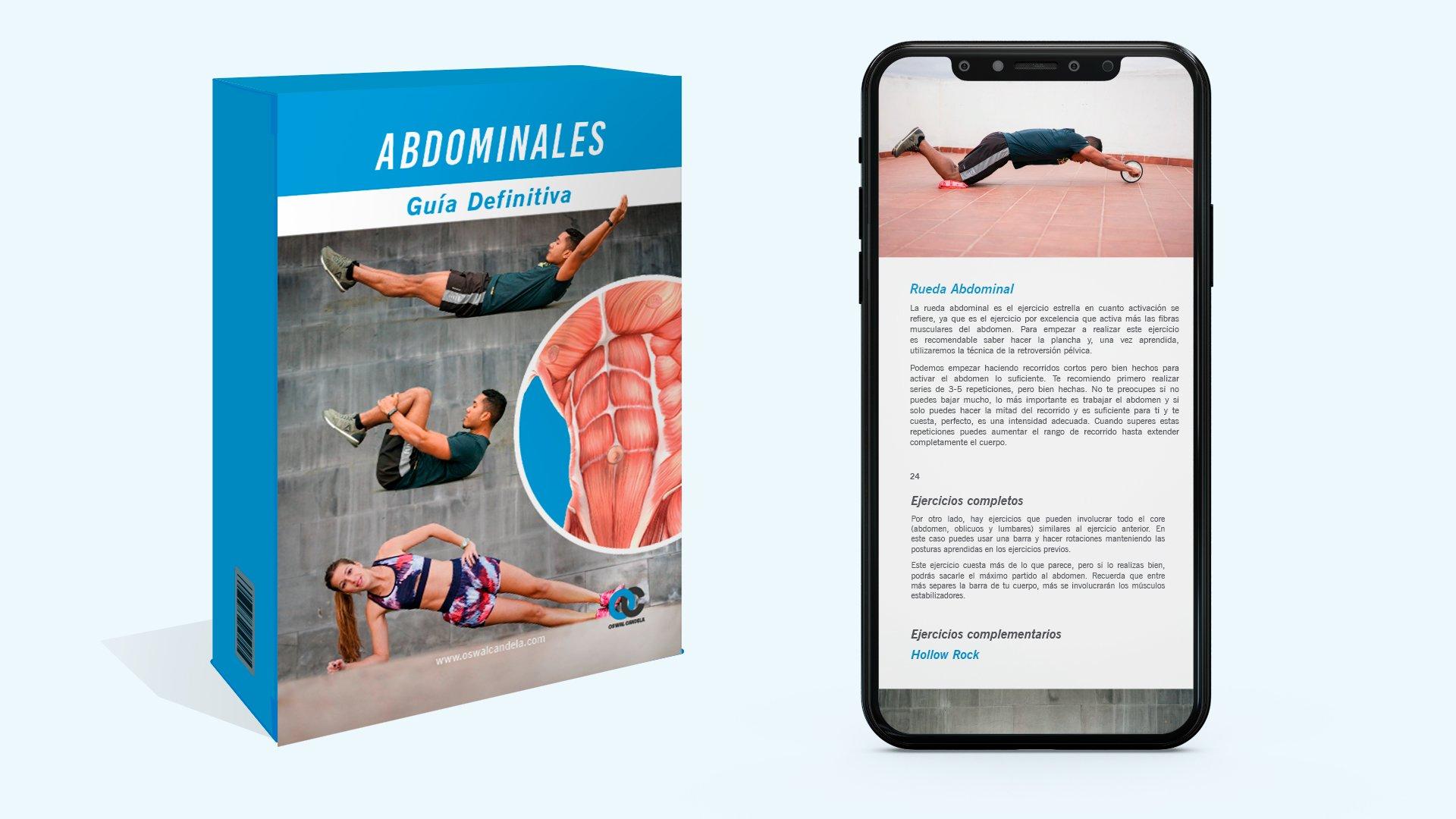 programa de abdominales