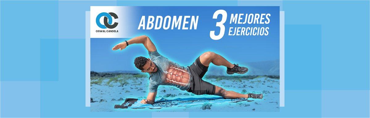 abdominales - 3 mejores ejercicios