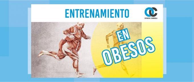 Entrenamiento para obesos explicado