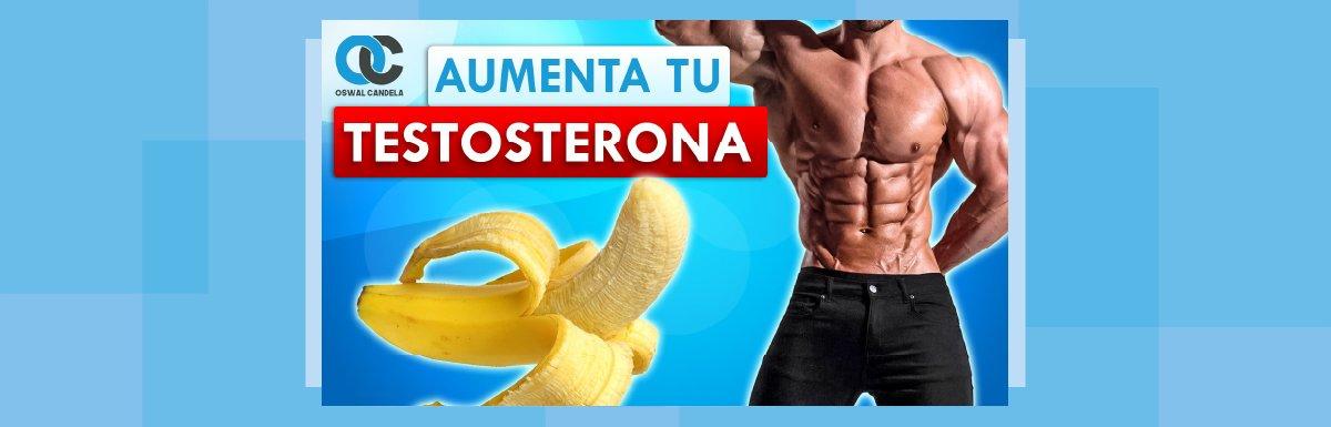 Cómo aumentar la testosterona naturalmente